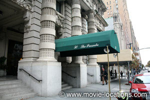 Three Men And A Baby Filming Location The Prasada Central Park West New