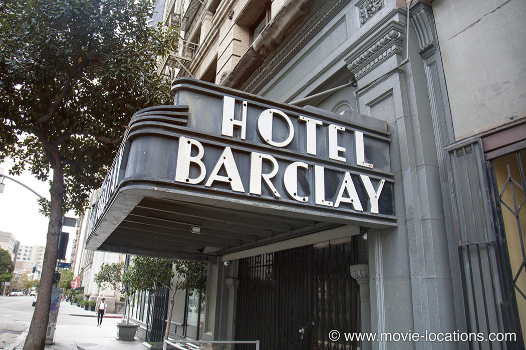 500 Days Of Summer Filming Location Barclay Hotel Downtown Los Angeles