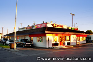 Carl's Jr, Saticoy Street, Canoga Park