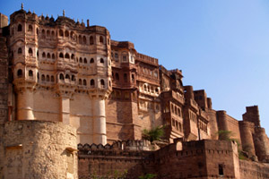 The Dark Knight Rises filming location: Mehrengarh Fort, Jodhpur, India