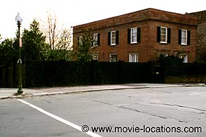 The Exorcist film location