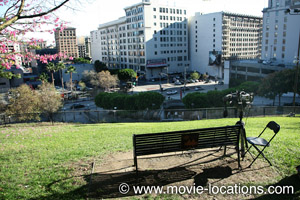 Film locations for (500) Days of Summer (