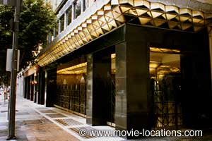 Pretty Woman location: Cicada, 617 South Olive Street, downtown Los Angeles
