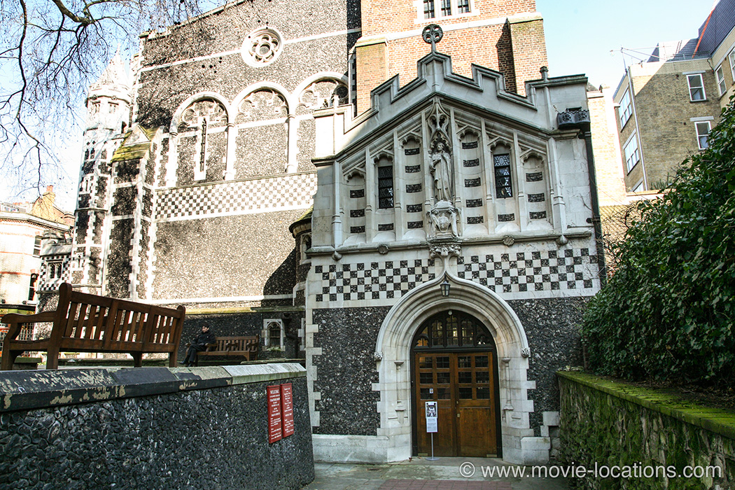 Four Weddings And A Funeral Film Locations