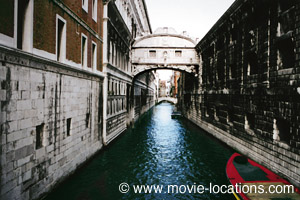 Film locations for From Russia With Love (