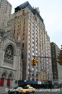 Dana S Apartment Building Ghostbusters ghostbusters film locations (1984)