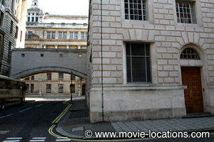 harry potter locations london