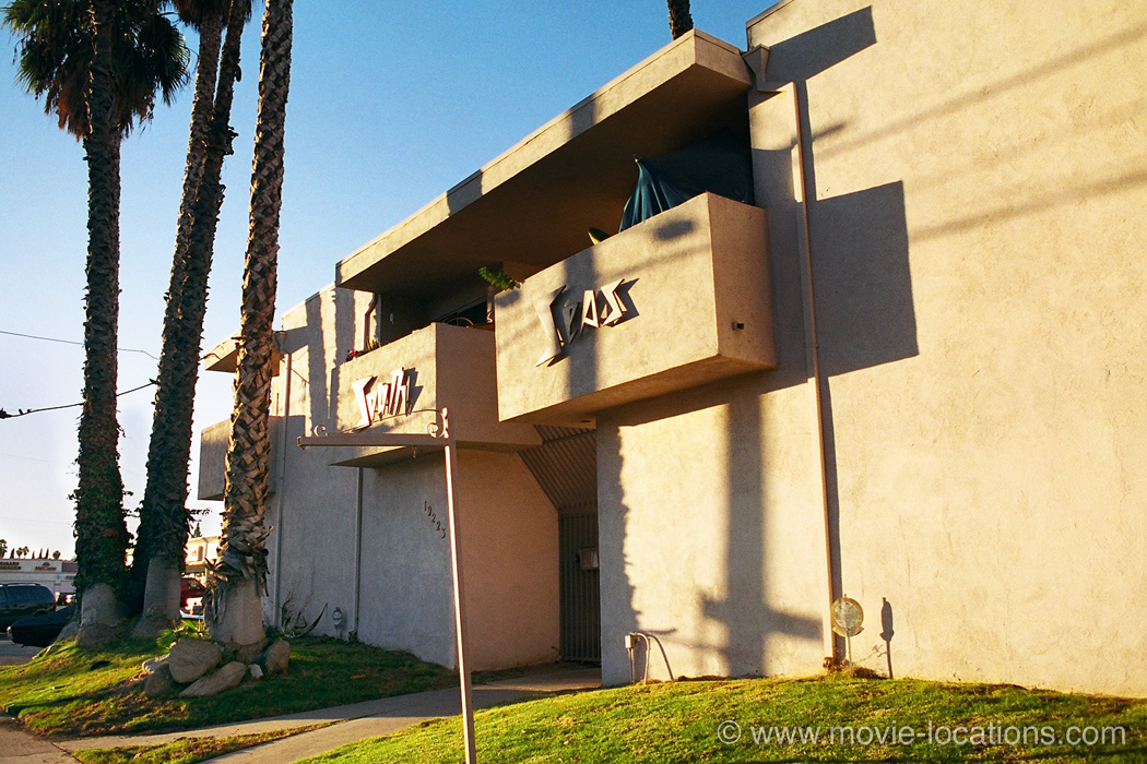 South Seas Apartments, Saticoy Street, Reseda