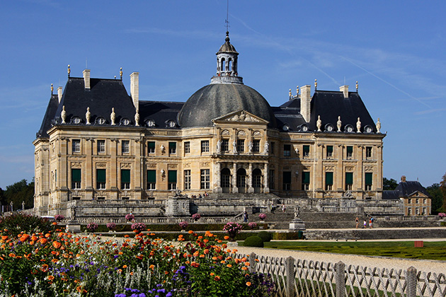 Moonraker location vaux le vicomte france