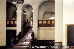 The Wedding Singer Film Location Bank Building 650 South Spring Street Downtown Los