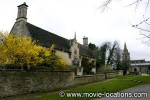 film locations for pride and prejudice (2005)