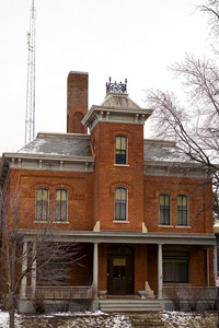 Public Enemies Location Lake County Jail Crown Point Indiana