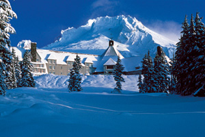 The Shining Location Timberline Lodge Mount Hood Oregon