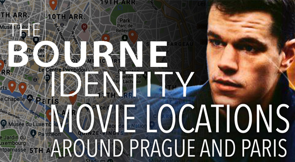 Link to The Bourne Identity film locations