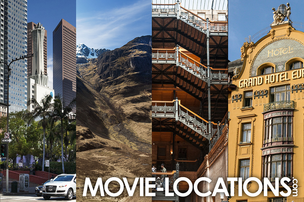 images of famous film locations