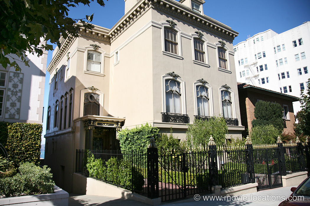 Basic Instinct Filming Location Broadway Pacific Heights San Francisco