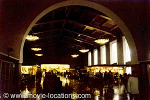 Pearl Harbor location: Union Station, South Alameda Street, downtown Los Angeles