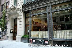 1239c206fbe90a The Devil Wears Prada location: Craft, East 19th Street, New York
