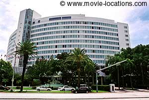Scarface Film Location Fontainebleau Hilton Resort And Spa Miami Florida
