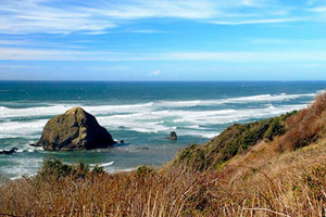 The Goonies Film Location Cannon Beach Ecola State Park Oregon