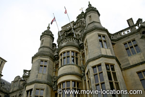 The Haunting Film Locations