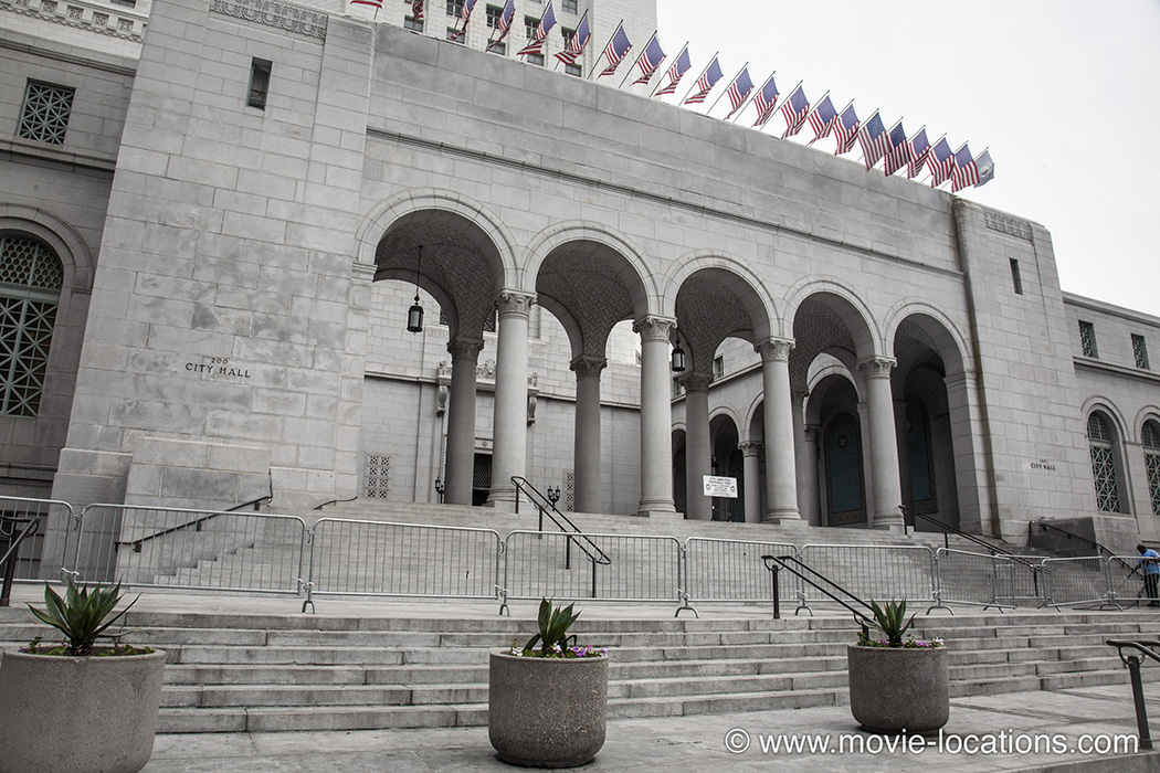 Bloody Christmas Lapd.L A Confidential Film Locations