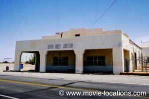 Lost Highway Film Locations