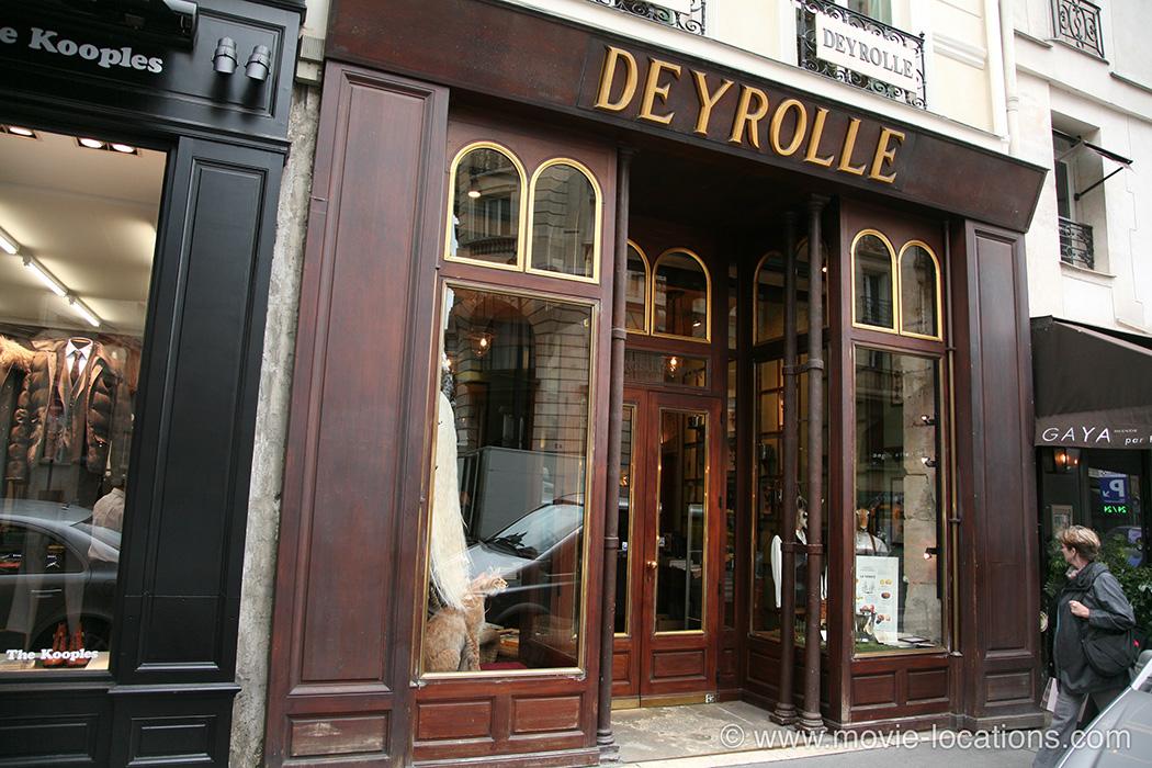 midnight in paris film locations. Black Bedroom Furniture Sets. Home Design Ideas