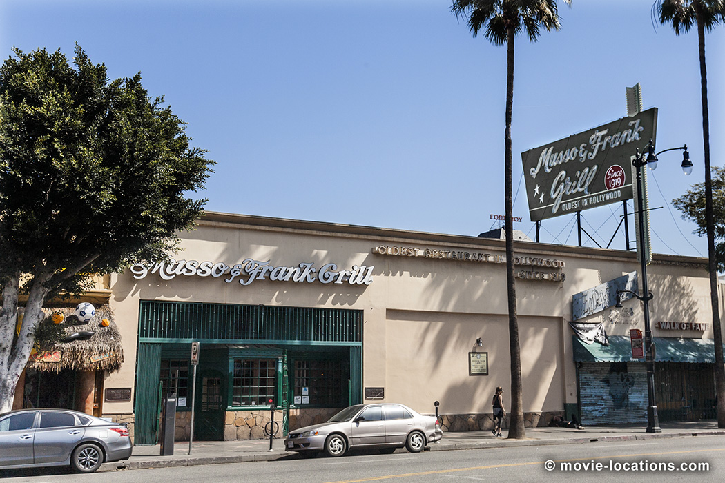 Once Upon A Time In Hollywood | Film Locations