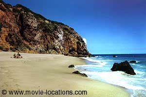 Planet Of The Apes Location Westward Beach Malibu Los Angeles