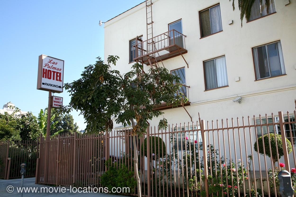 Pretty Woman Location Las Palmas Hotel 1738 Avenue Hollywood Los