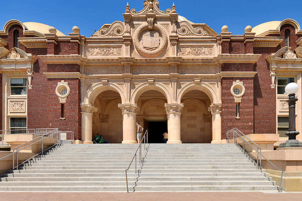 Pretty Woman Location Natural History Museum Of Los Angeles County Exposition Park