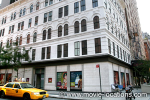 You Ve Got Mail Film Locations